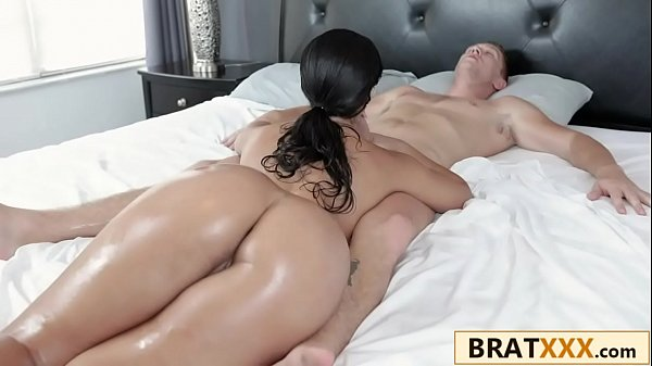Incredibly Sexy Latina Goes For a Wild Fuck - Misty Quinn