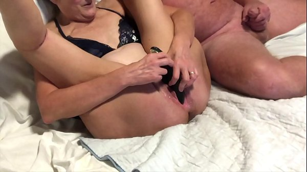 Wives masturbating husbands
