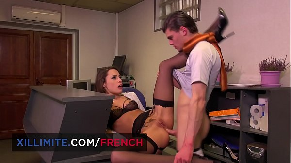French doctor ass banged