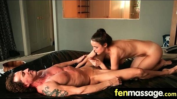 Sexy Masseuse Helps with Happy Ending 28