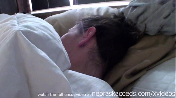 waking up next to my girlfriend using a dildo and letting me film her hungover