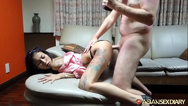 Newcy's 1st Date Blowjob and Anal Sex Doggy-Style