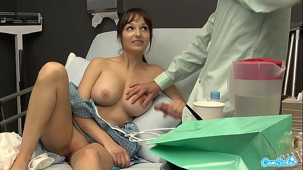 Public Sex in Hospital, Milf Flash BF Cumshot I...