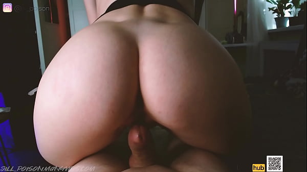 Reverse Cowgirl Fucked in Pussy - Jill Poison Thumb