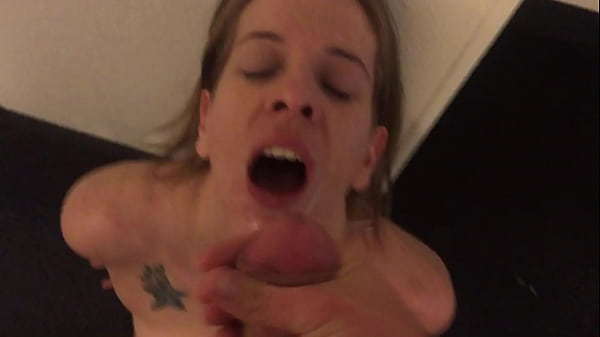 Best blowjob I've got in my life ended a in facial
