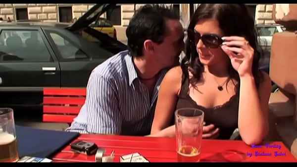 First they touch each other in a bar and then they go to fuck in the public gardens Thumb