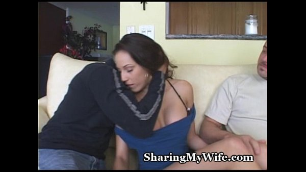 Married Couple Offers Wife Fuck