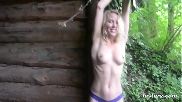 Lesbian Sex Adventure in the Park