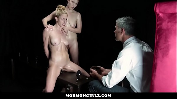 MormonGirlz- Three Girl Orgy Under His Eyes