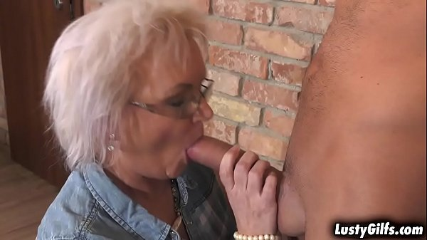 Elvira wants the young stud John Price want her...
