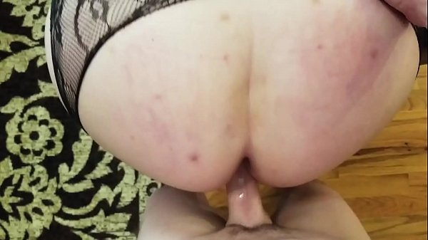 POV amateur bbw blow job