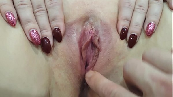 Playing With my Wife's Pussy
