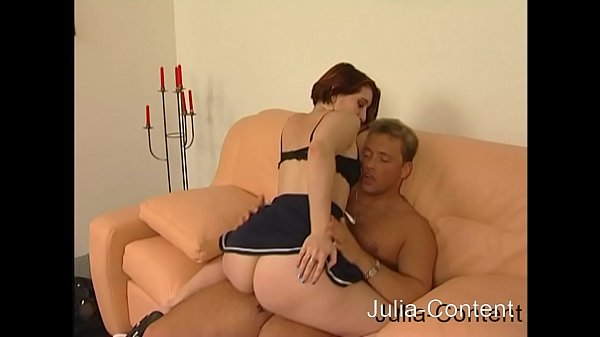 Stewardess fucked in front of the camera