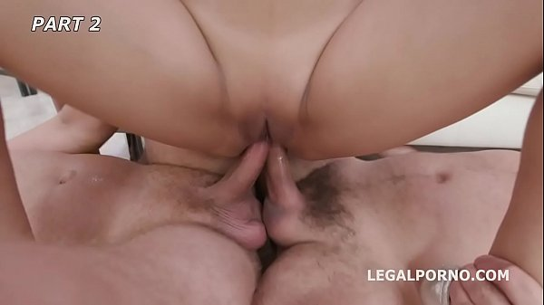 May Thai is Back #2 8on2 with Balls Deep Anal, DAP, Gapes, Cumswapping with swallow GIO1123 Thumb