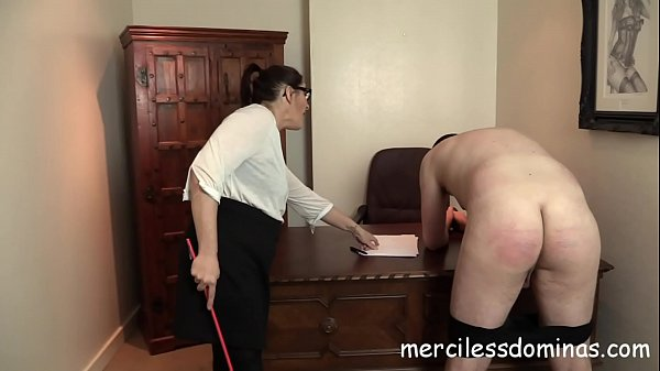 French Lesson - Strict Teacher with Cane Thumb