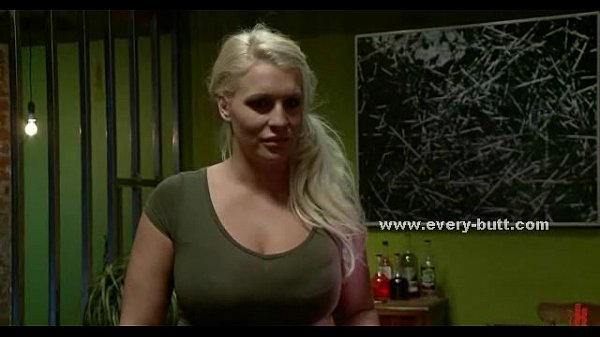 Busty awesome babe rough ass fuck video