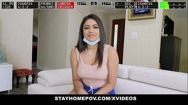 Serena Santos Wears a Chin Diaper and Gobbles Up a Big Cock - TeamSkeet
