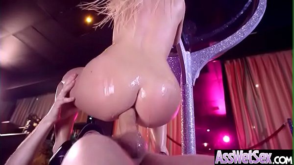 Lovely Girl (Jessie Volt) With Big Ass Get Oiled And Hardcore Anal Sex mov-12
