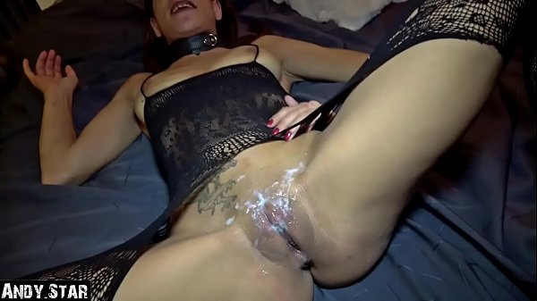 I'm in your stepsister's room and fuck her puss...