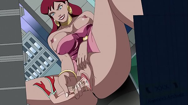 Hoaxxx's Justice League Giantess Animation