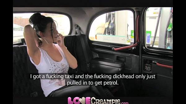 Love Creampie British slut gives fake taxi driver deep blowjob before anal Thumb
