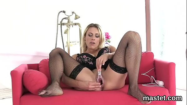 Unusual czech cutie opens up her tight cunt to the extreme