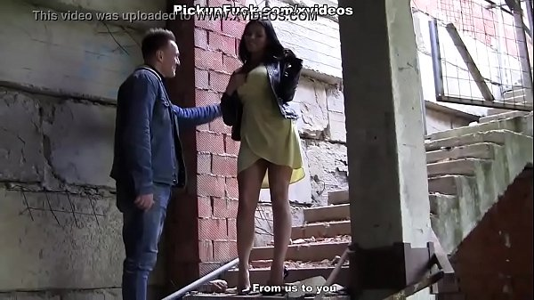 (FULL) Sexy And Wild High Heels Fucked On Outdoor With A Busty Hottie Thumb