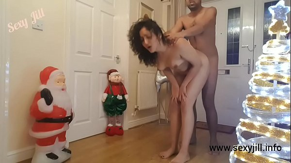 Young sister fucked at Christmas by brother whi...