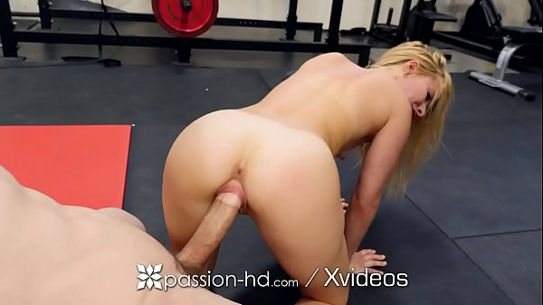 PASSION-HD Tone Body Gym Slut Lilly Ford Gets Unexpected Workout Thumb