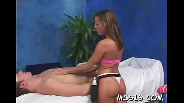 Nice looking blondie with taut ass enjoys rigid dick in pussy Thumb