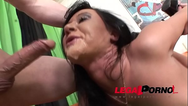 Nasty Milf Oxana intense mouth Fucking with Monster Load on Face!