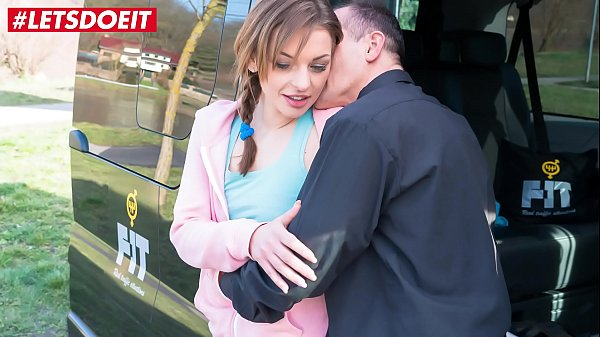 VIP SEX VAULT - Hot Teen Fucked Hard In The Taxi
