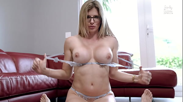 Step Mom Dares Me Not to get Hard - Cory Chase