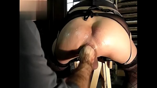 the master fisting and open ass to the slut sissy part 1 of 2SAM8206