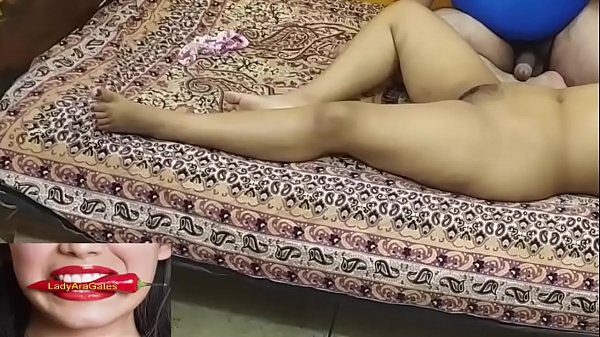 Real desi Indian bhabhi moans during sex