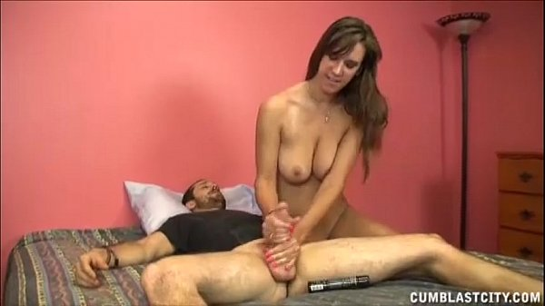 Sexy lady horny and cumblasted