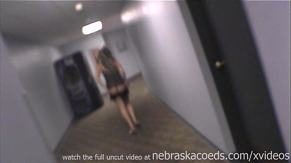 running around hotel naked and real female orga...