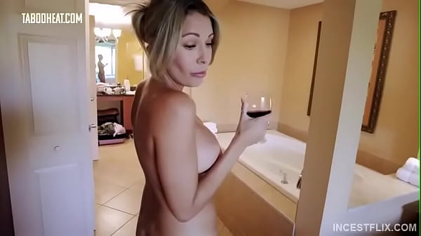 Taboo Heat - Stuck On Vacation With Mom 3 - Mom Nikki Brooks Gets Stuck And Fucked Hard In The Shower By Blackmailing Stepson 3aph9gK
