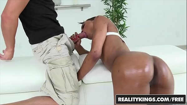 RealityKings - Round and Brown - (Ajaa Xxx, Tyl...