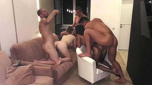 Part 1: Instead of a photo shoot, they had a hot orgy.... Katty West and Oliver Strelly Thumb
