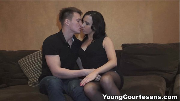 Young Courtesans - Cum on Kristina sexy tattoo teen porn