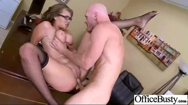 Sluty Girl (cassidy banks) With Huge Tits Bang Hard In Office mov-16