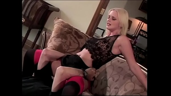 Charming young fair-haired busty assistant of famous porn director Pussyman Hannah Harper told her both that she was not going to help him untill her pussy would be well licked