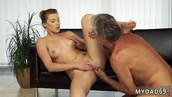 Young men with big dicks and kinky old threesom...