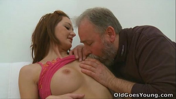 Old Goes Young - Elizaveta is obsessed with old...