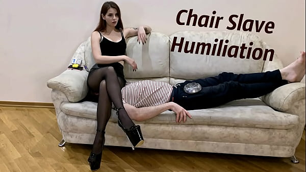 Bitchy Sofi In Nylon and High Heels - Smoking and Talking On Phone During Fullweight Facesitting (Preview