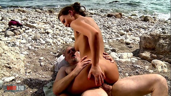 Fucking at the beach with amazing Tina Kay and her perfect body