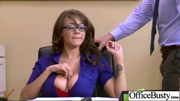 Hard Style Sex In Office With Big Round Tits Girl (cassidy banks) mov-13