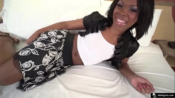 18yr Old Black Teen Nice Ass in 1st Time Amateur Porn Video