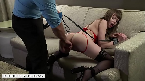 Alex Blake Lets Her Client Live Out His Bondage Fantasy Thumb